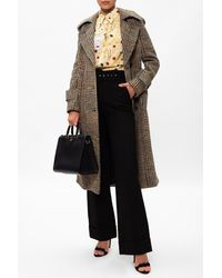 Victoria, Victoria Beckham - Wide-legged Trousers - Lyst
