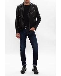DIESEL 'd-luster' Jeans Multicolor - Black