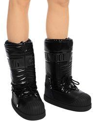 Moncler X Moon Boot - Black