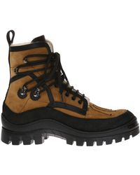 DSquared² - Lace-up Boots - Lyst