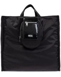 DIESEL 'trukee' Shopper Bag - Black