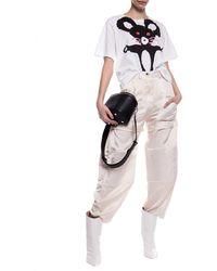 Marni Printed T-shirt White