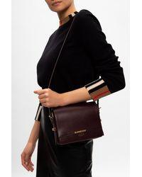 Burberry Grace Leather Cross-body Bag - Multicolour