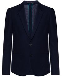 Paul Smith - Double-vented Blazer - Lyst