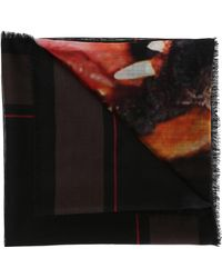Givenchy - Printed Scarf - Lyst