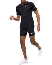 Nike Short Training Leggings Black