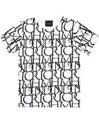 John Richmond T-shirt With Logo White