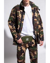 adidas Originals Belt Bag With Logo Green