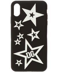 Dolce & Gabbana Iphone Xs Max Case - Black