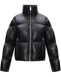 MICHAEL Michael Kors Quilted Jacket Black
