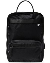Nike Tanjun Premium Canvas Backpack - Black