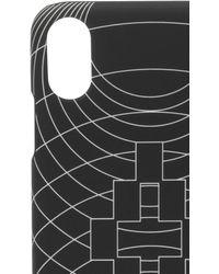 Marcelo Burlon Iphone Xs Max Case Unisex Black