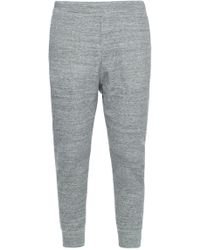 DSquared² Marl Joggers - Gray