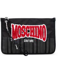 Moschino Branded Handbag Black