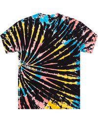 Nike - T-shirt With Logo Black - Lyst