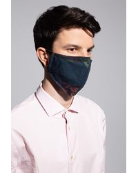 Paul Smith Branded Mask Three-pack - Multicolour