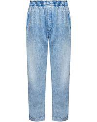 Isabel Marant Loose-fit Jeans - Blue