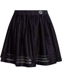 adidas Originals Skirt With Logo - Black