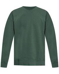 Samsøe & Samsøe Gots Cotton Sweatshirt - Green