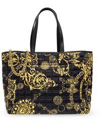 Versace Jeans Couture Shopper Bag - Black