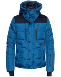 Moncler Grenoble - Quilted Down Jacket - Lyst