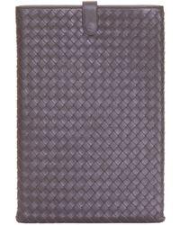 Bottega Veneta - Leather Ipad Case - Lyst