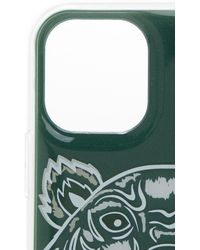 KENZO Iphone 11 Pro Max Case Unisex Green