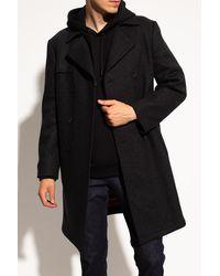 Etro Wool Coat - Grey