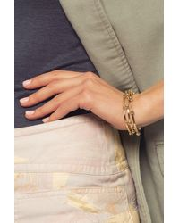 Isabel Marant Bracelet Set - Metallic