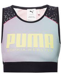 PUMA X Sophia Webster - Pink