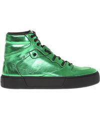 Balenciaga - High-top Sneakers Designed For Vitkac - Lyst