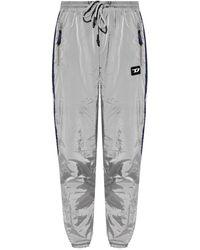 DIESEL Track Pants - Grey