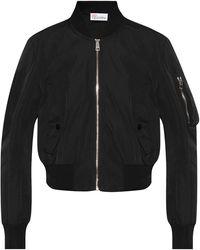 RED Valentino Bomber Jacket Black
