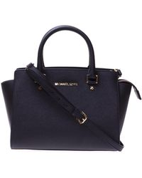 Michael Kors - 'selma' Shoulder Bag - Lyst