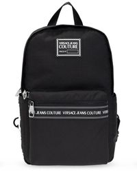Versace Jeans Couture One-shoulder Backpack - Black