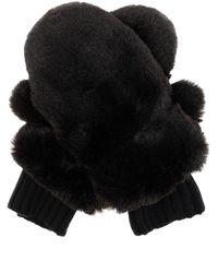 Givenchy Cashmere Gloves - Black