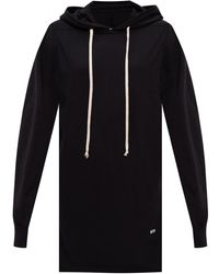 Rick Owens Drkshdw Long-sleeved T-shirt - Black