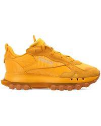Reebok X Cardi B - Yellow