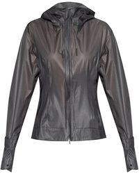 Y-3 Hooded Jacket - Grey
