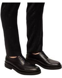 DSquared² Leather Shoes Black