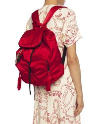See By Chloé 'joy' Backpack Red