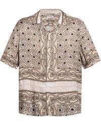 AllSaints 'sinaloa' Shirt Gray