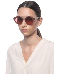 Jimmy Choo 'montie' Sunglasses - Multicolour