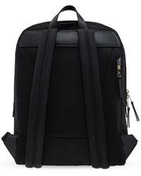 Paul Smith Printed Backpack - Black