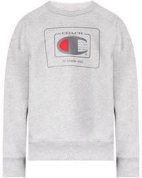 COACH X Champion - Grey