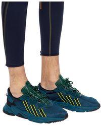 adidas Originals X Pusha T Ozweego Navy Blue