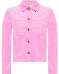 Samsøe & Samsøe Corduroy Jacket - Pink