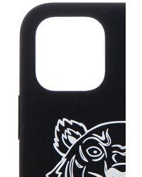 KENZO Iphone 11 Pro Max Case Unisex Black