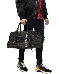 DIESEL 'm-cage' Duffel Bag Green