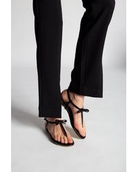 Kate Spade 'piazza' Sandals Black